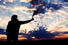 "Flosstradamus – ""Look At The Sky"" (Feat. Deniro Ferrar) Video (Stereogum Premiere)"