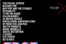 Free Press Summer Fest 2013 Lineup
