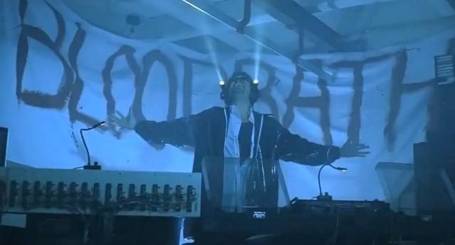 "Heems - ""Desi Shoegaze Taiko"" video"