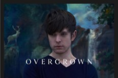 James Blake <em>Overgrown</em> Details