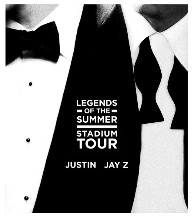 Jay-Z & Justin Timberlake - Legends Of The Summer Tour