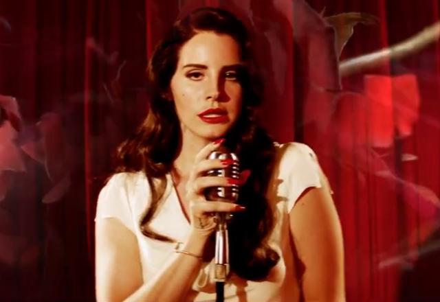"Lana Del Rey - ""Burning Desire"" video"