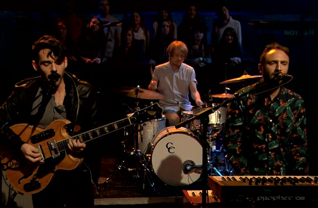 Watch Local Natives Play <em>Fallon</em>