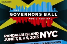 Guns N' Roses Added To Governors Ball