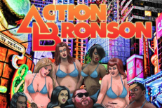 "Action Bronson – ""Strictly 4 My Jeeps"" (Prod. Harry Fraud)"
