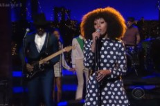 Watch Solange Play <em>Letterman</em>