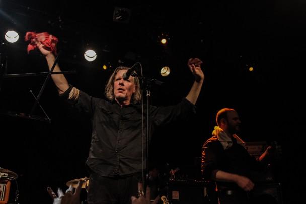 Swans, Devendra Banhart @ Music Hall Of Williamsburg, Brooklyn 2/7/13