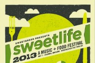 Sweetlife Festival 2013 Lineup