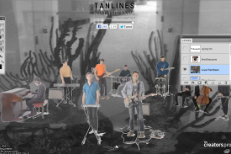 "Tanlines – ""Not The Same"" Interactive Video"