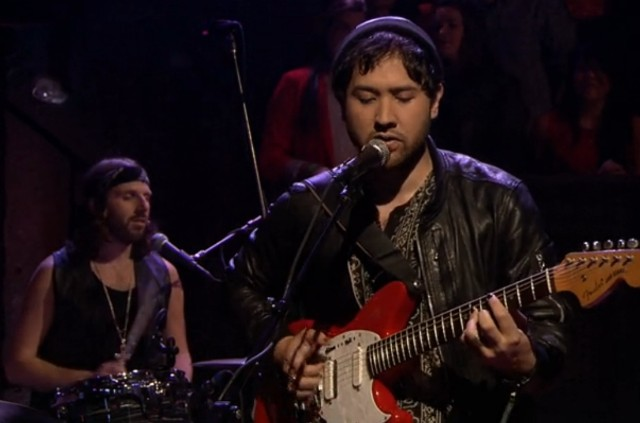 Unknown Mortal Orchestra on Fallon