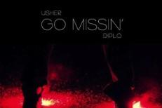 """Usher – """"Go Missin'"""" (Prod. Diplo)"""