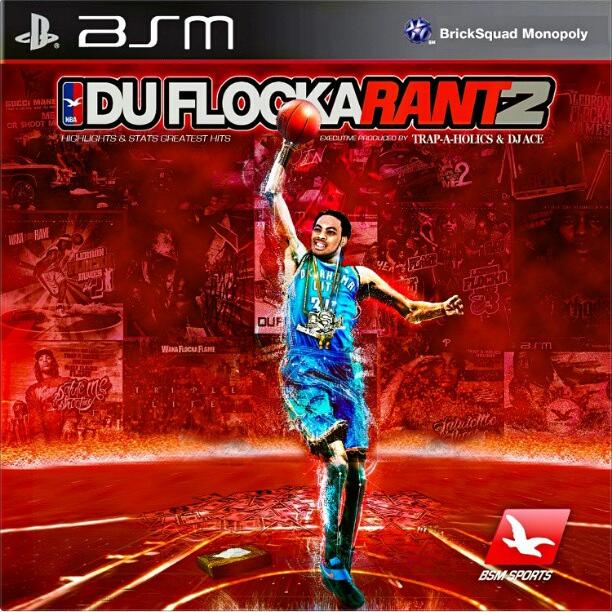 Download Waka Flocka Flame <em>Duflocka Rant 2</em> Mixtape