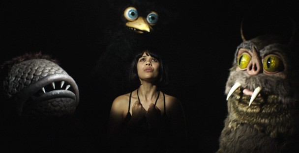 "Bat For Lashes - ""Lillies"" Video"