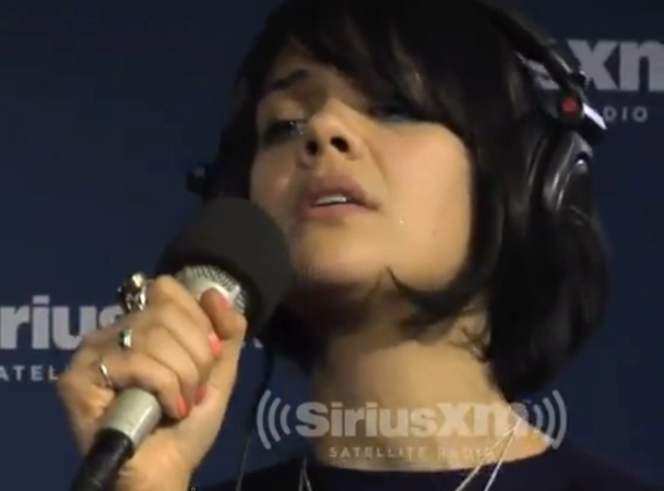 "Watch Bat For Lashes Do ""Laura"" On SiriusXMU Sessions"