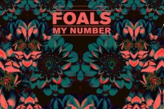 "Foals – ""My Number (Hot Chip Remix)"""