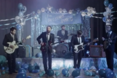 "Frightened Rabbit - ""Backyard Skulls"" Video"