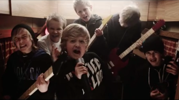 "Kvelertak – ""Bruane Brenn"" Video (Stereogum Premiere)"