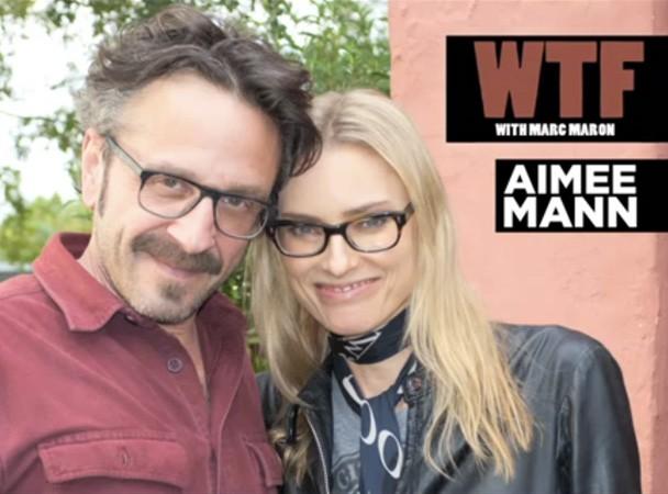 Aimee Mann & Marc Maron