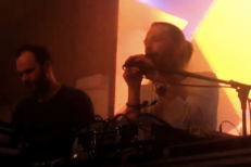 Watch Thom Yorke And Nigel Godrich Perform In London