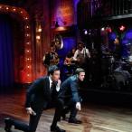 """Watch Justin Timberlake & Jimmy Fallon's """"History Of Rap Part 4″"""