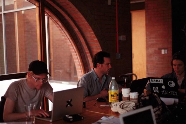 4- Inside the Festival NRMAL offices in San Pedro Garza García, Mexico