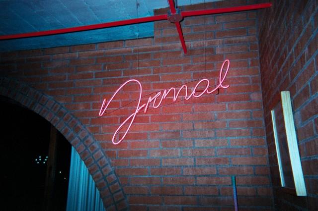 3 - Inside the Festival NRMAL offices in San Pedro Garza García, Mexico