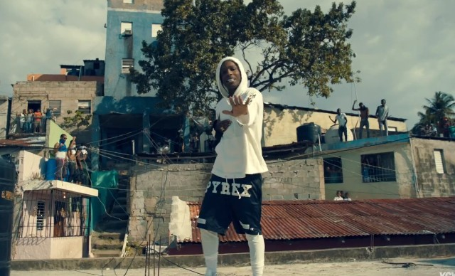"ASAP Rocky - ""Wild For The Night"" video"