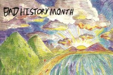 Bad History Month front cover