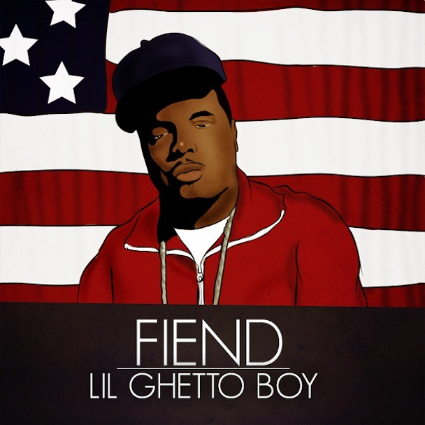 Fiend - Lil Ghetto Boy