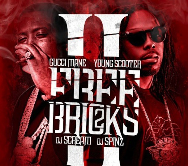 60fdb0c15 Mixtape Of The Week: Gucci Mane & Young Scooter Free Bricks 2 - Stereogum