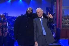 Killer Mike on Letterman