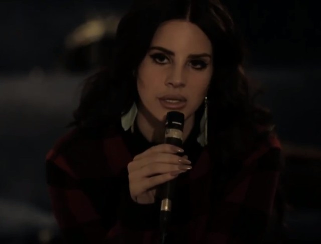 "Lana Del Rey - ""Chelsea Hotel No. 2"" video"