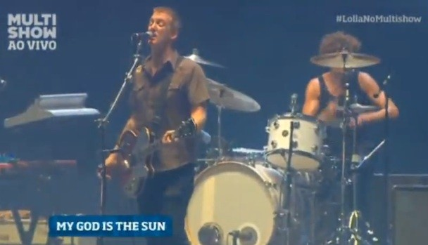 Queens of the Stone Age - Lolla Brazil