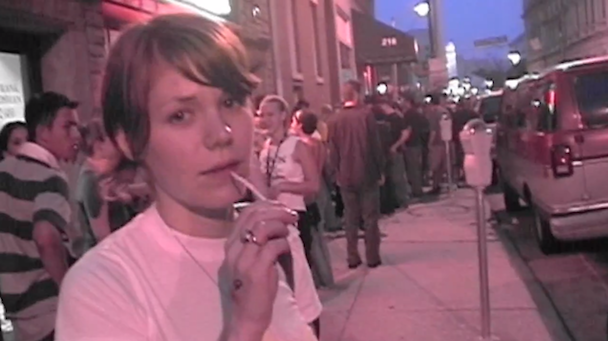 Rilo Kiley - Let Me Back In Video