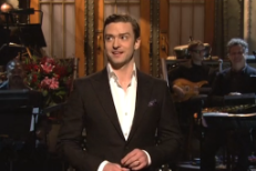 Watch Justin Timberlake Host &#038; Sing On <em>SNL</em>