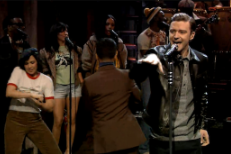Watch Justin Timberlake Do &#8220;Pusher Love Girl&#8221; On <em>Fallon</em>