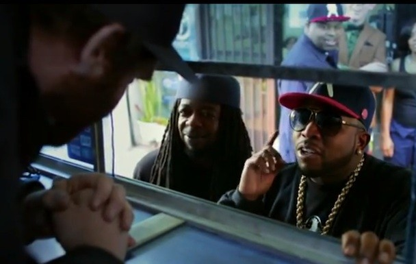 "Big Boi - ""Apple of My Eye"" video"