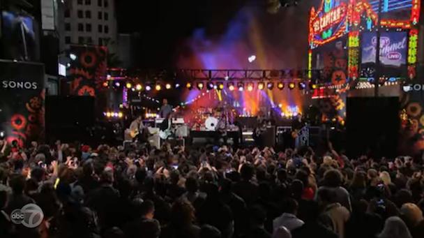 Watch Dave Grohl, John Fogerty, & Rick Springfield Play Kimmel