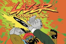 Major Lazer Strikes Back Vol 2