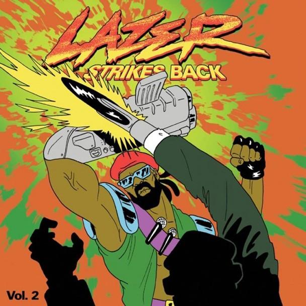 Major Lazer Strikes Back Vol 2