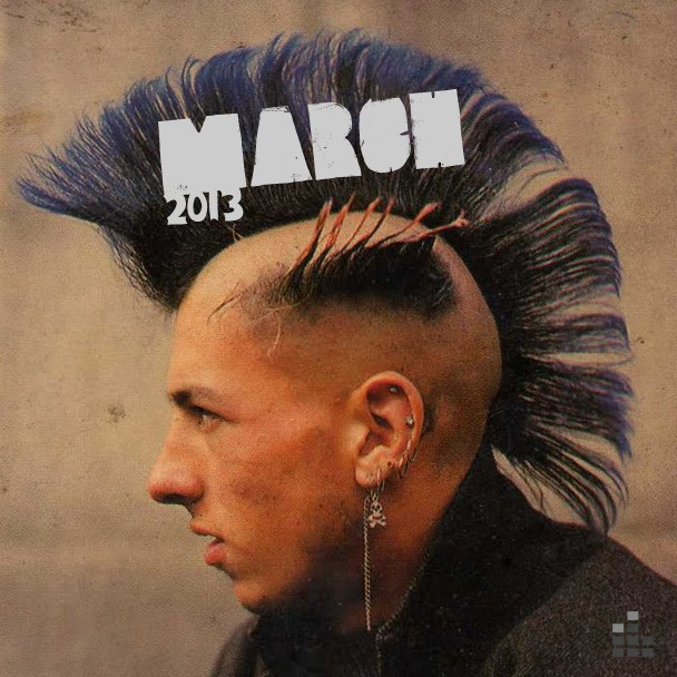 Stereogum Monthly Mix: March 2013