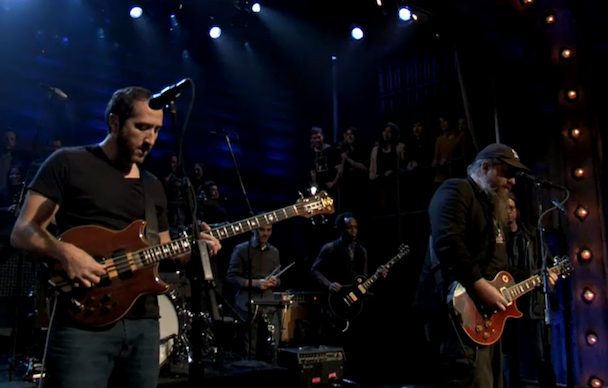 Pinback on Fallon