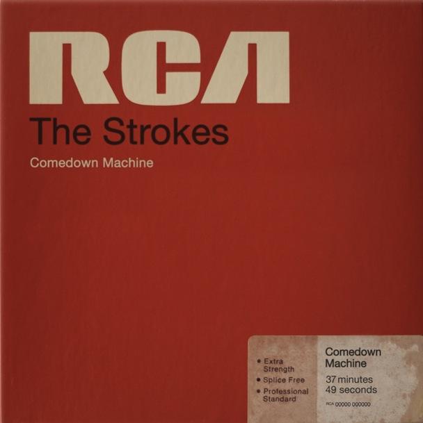 The Strokes - Comedown Machine