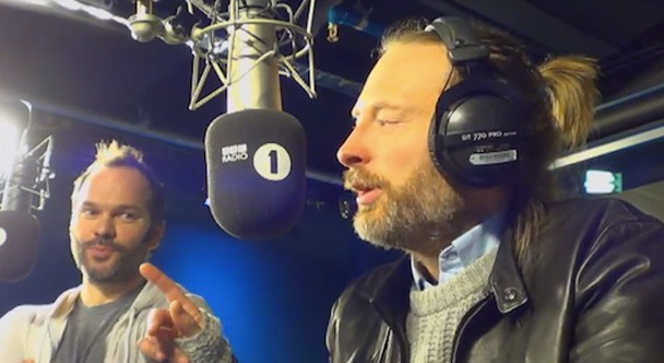 Atoms For Peace - Radio 1