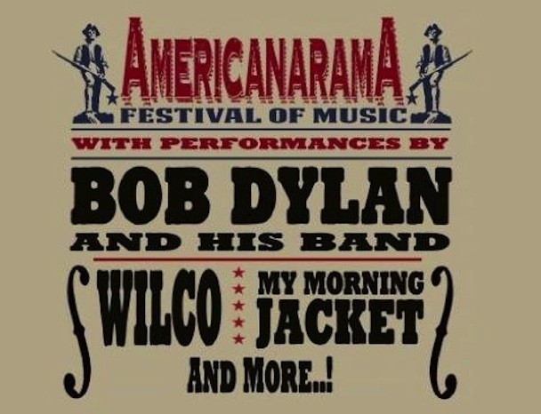 Dylan, Wilco, MMJ Announce AmericanaramA Tour - Stereogum