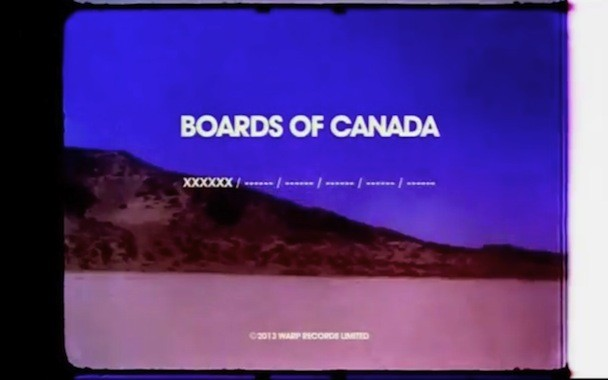 Boards of Canada commercial