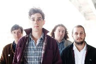 "Born Ruffians – ""Needle (Young Galaxy Remix)"" (Stereogum Premiere)"