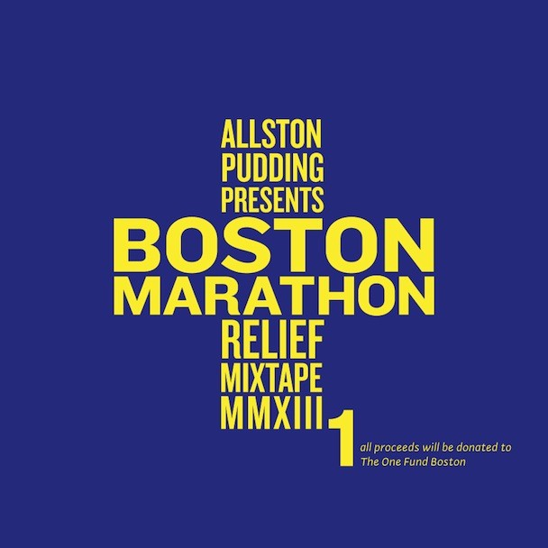 Boston Marathon Relief Mixtape