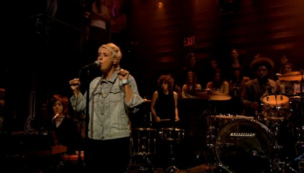 Cat Power on Fallon