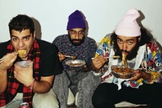 "Das Racist & A Tribe Called Red – ""Indians From All Directions"""